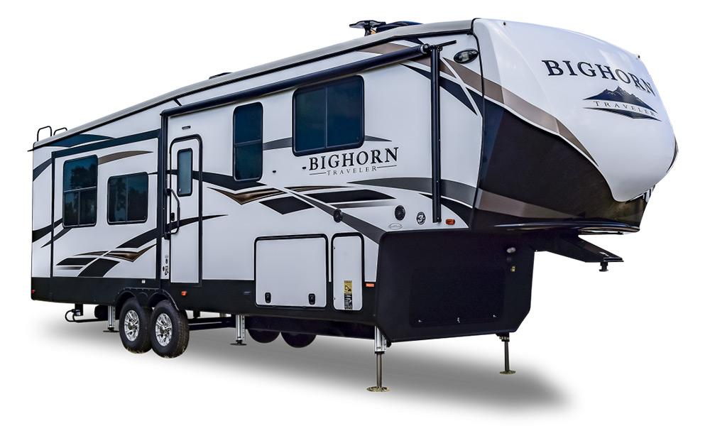 Bighorn Traveler Fifth Wheels For Sale Indiana And Michigan Tiara Rv